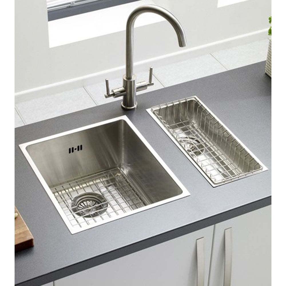 Porcelain Undermount Kitchen Sinks