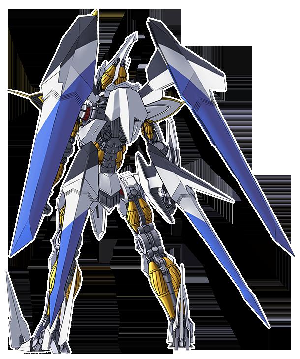 クロスアンジュ 天使と竜の輪舞 Mecha Cross ange, Mecha anime, Gundam art