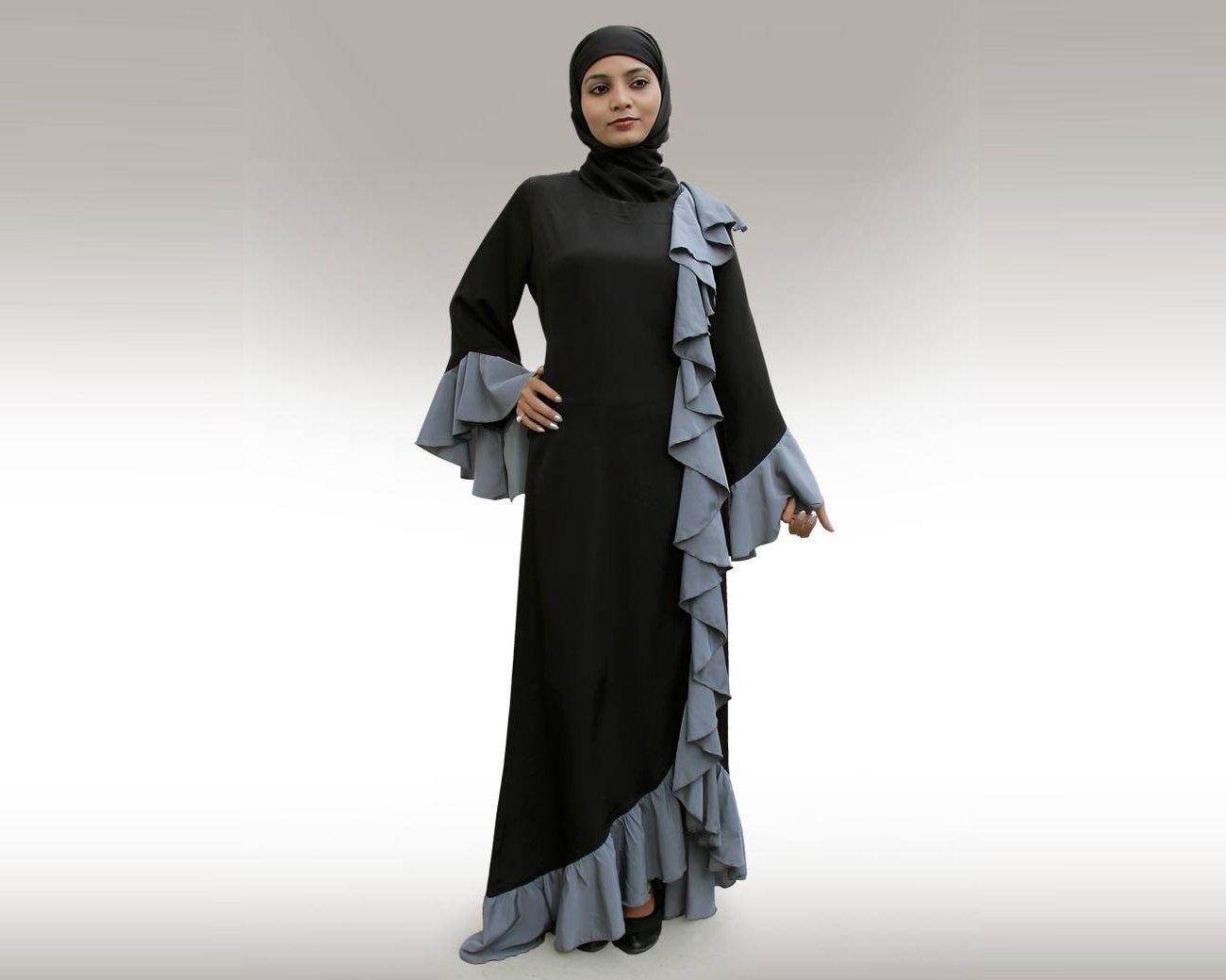Burka Fashion