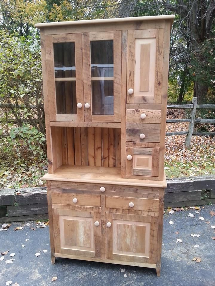 Amish Custom Built Cabinets From Media, PA. Could Get A GC To Custom Order  These For Our House.