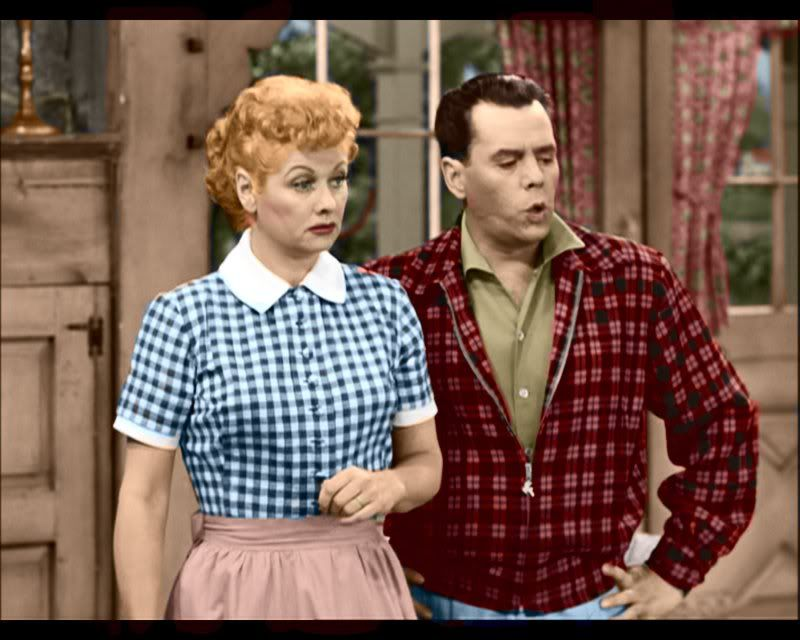 I Love Lucy In Color Lucille Ball Pinterest Lucille