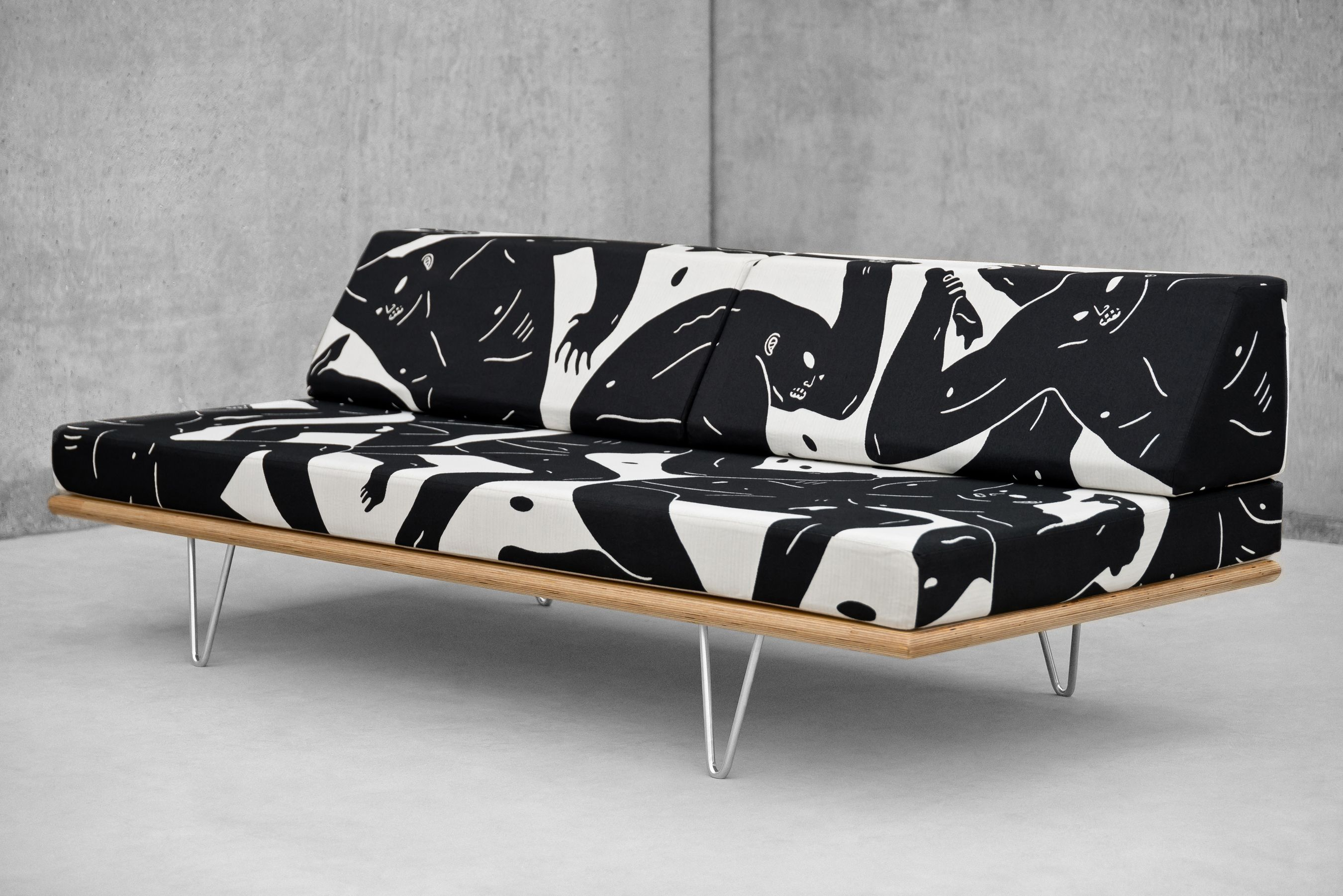 Meuble Coppin Cleon Peterson Daybed Objets Pinterest Daybed