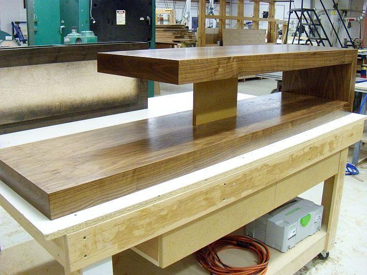custom tv stands. How To: A Custom Walnut TV Stand Tv Stands O