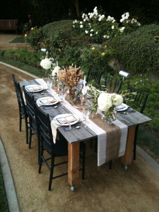 Classy dinner parties