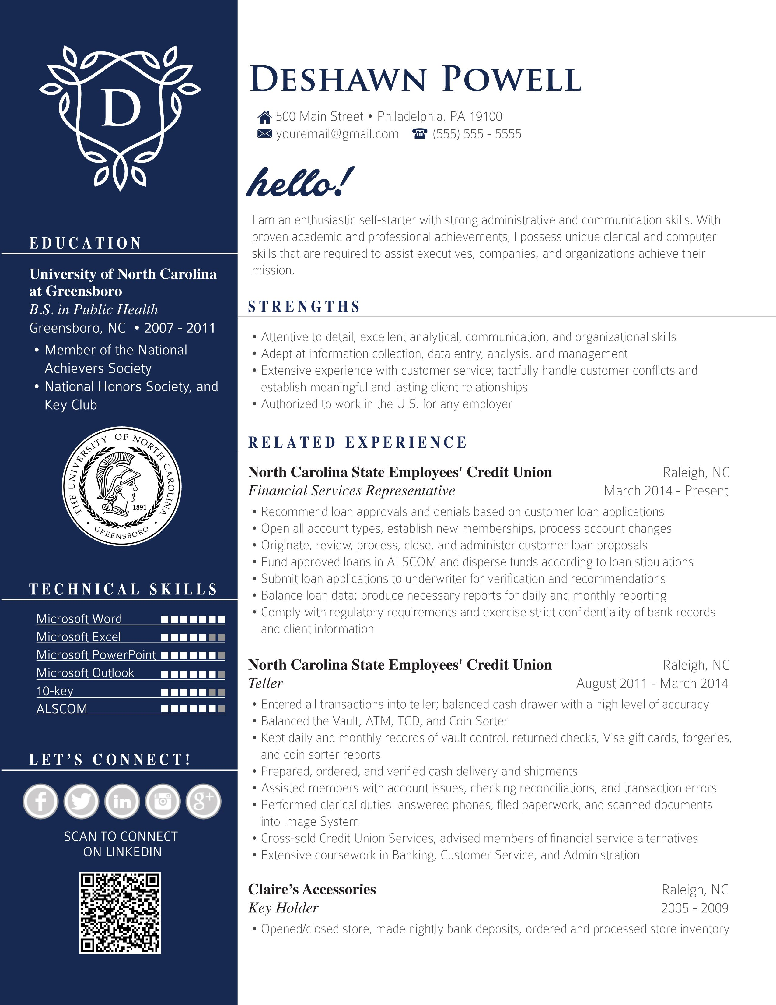 16++ Political communications director resume ideas