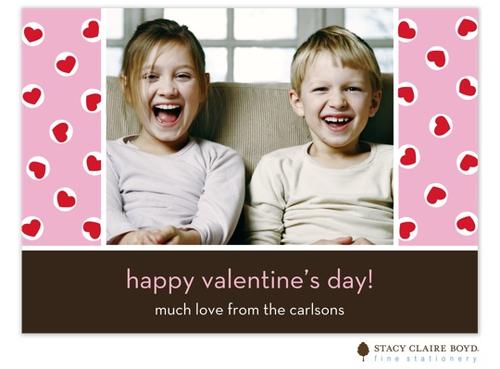 cute kids! valentines day card.