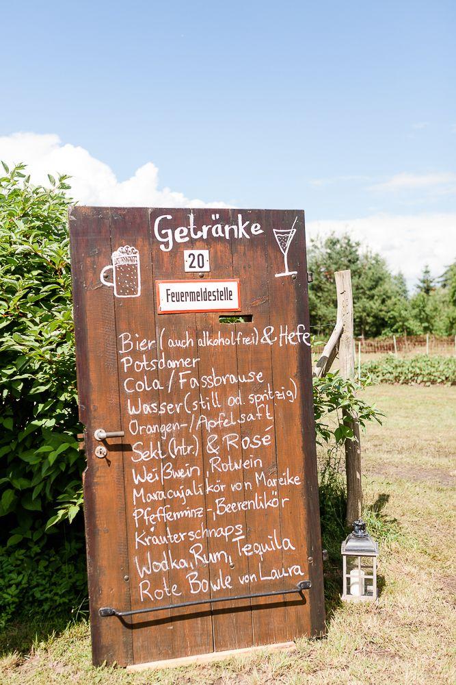 Gartenhochzeit Rot Blau Wedding Signs Pinterest Wedding