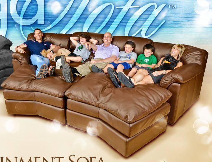 HT Design Quick Ship Home Theater Seating