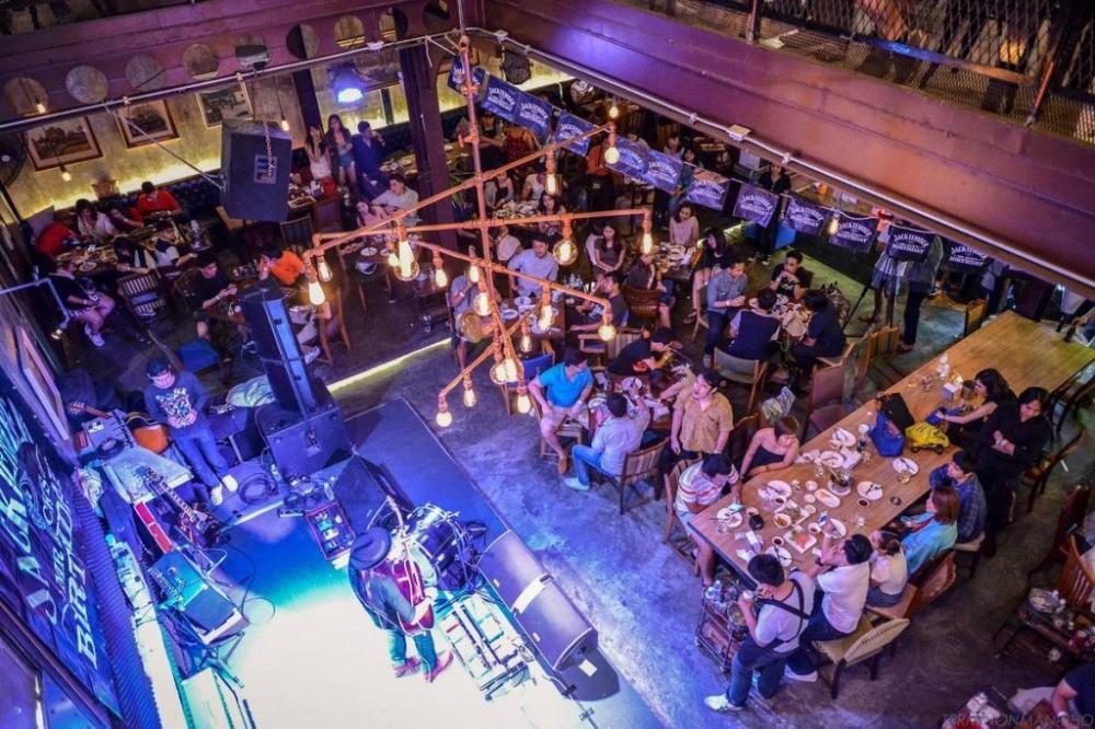 10 Best Live Music Bars In Bangkok Insider S Guide The Lost Passport Live Music Bar Live Music Live Music Events