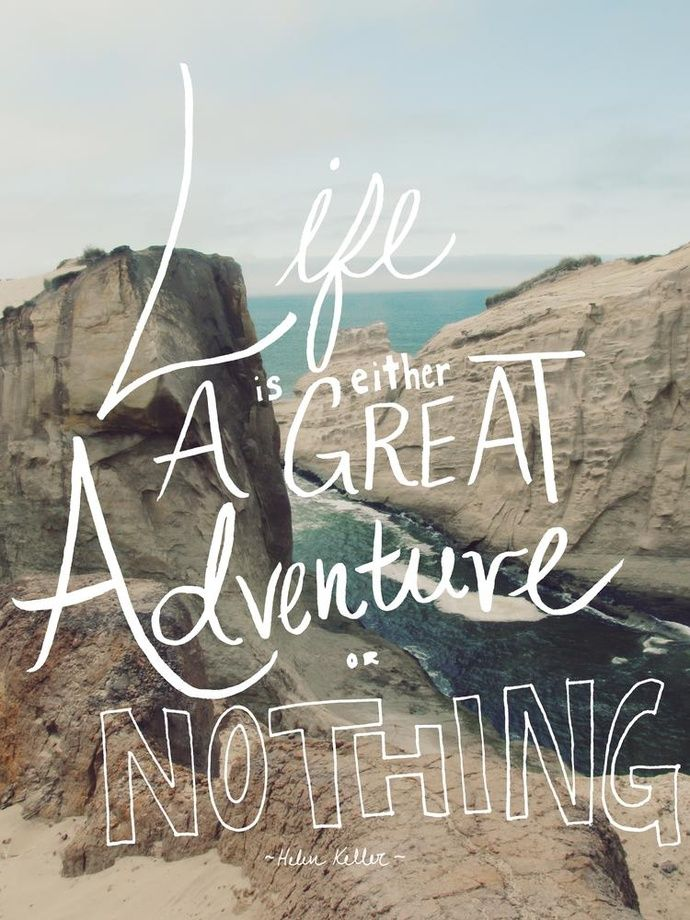 Great Adventure, an art print by Leah Flores