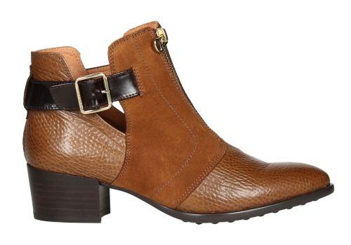 Zapatos marrones Hispanitas para mujer BdLqfq