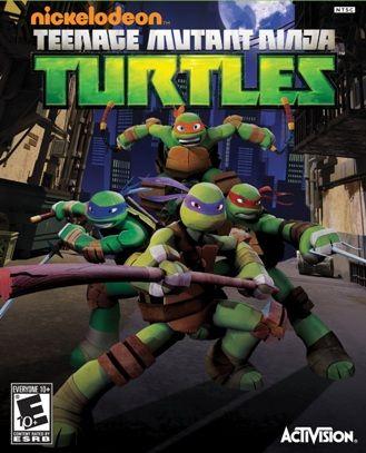 New Teenage Mutant Ninja Turtles Game Coming In October Ninja Turtle Games Ninja Turtles Teenage Mutant Ninja