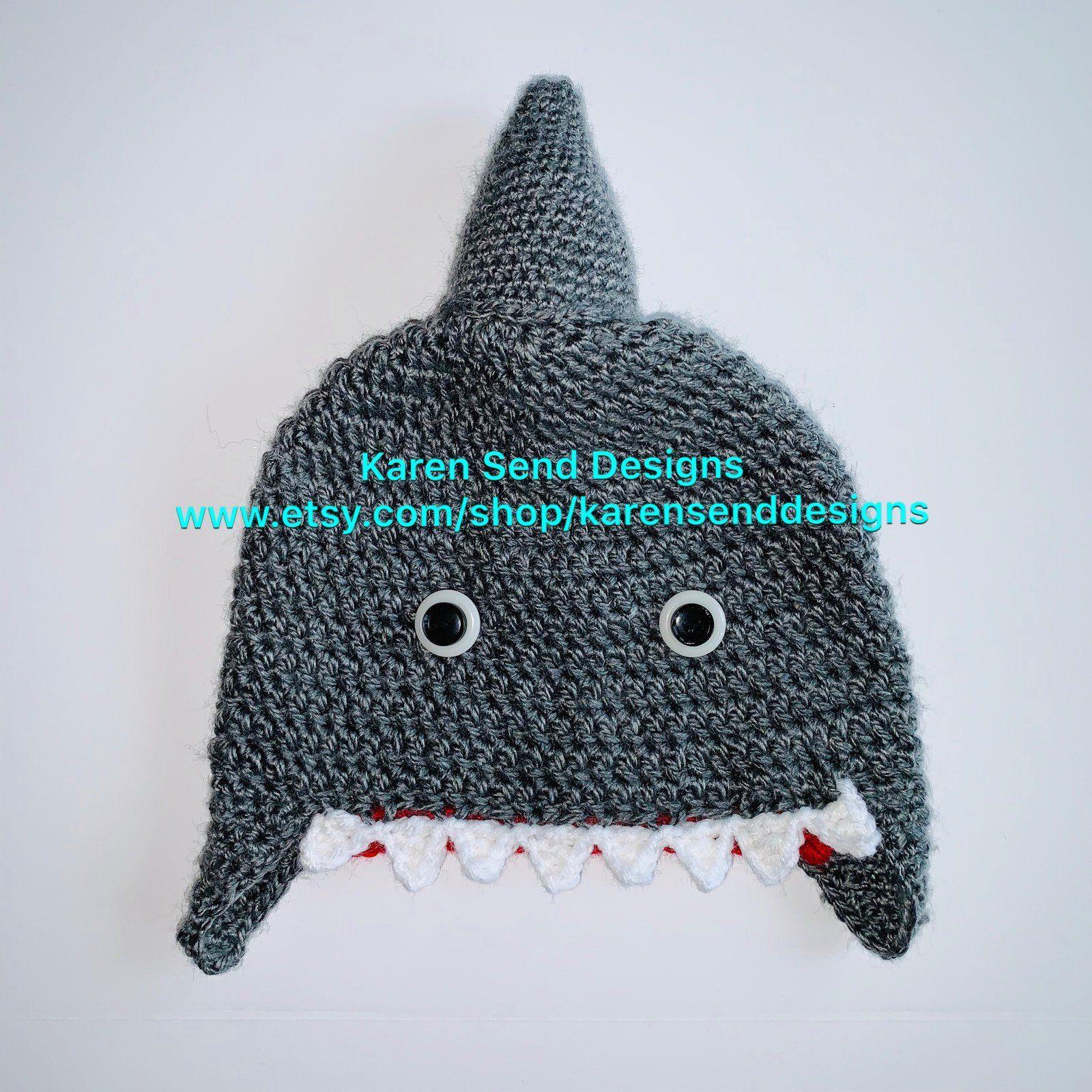 Shark Hat bf78b3bcbaaa