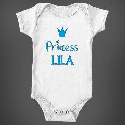 Frozen Princess Lila Baby Girl Name