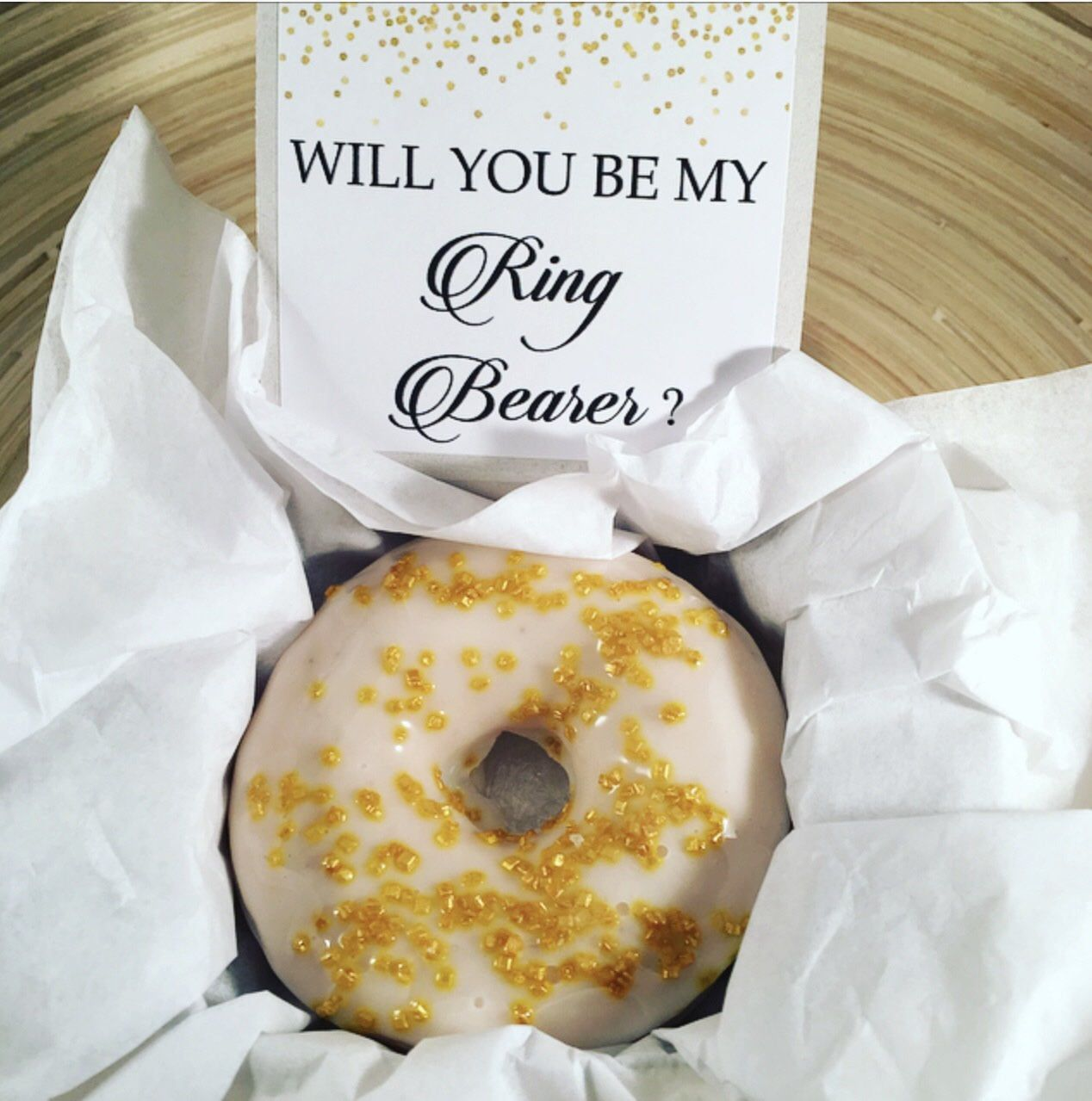 Bridesmaid proposal maid of honor proposal will you be