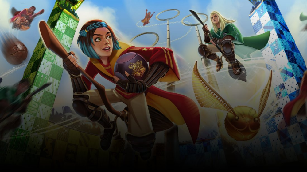 Quidditch Comes To Harry Potter Hogwarts Mystery Pottermore Hogwarts Mystery Harry Potter Characters Harry Potter