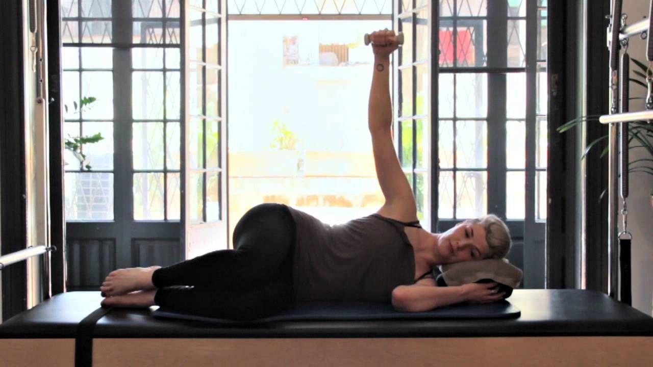 Studio Australia Barcelona Pilates Mat Workout Videos with