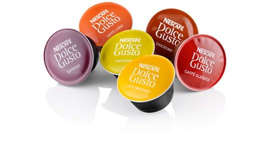 Dolce Gusto Dolce Gusto Coffee Capsules Nescafe
