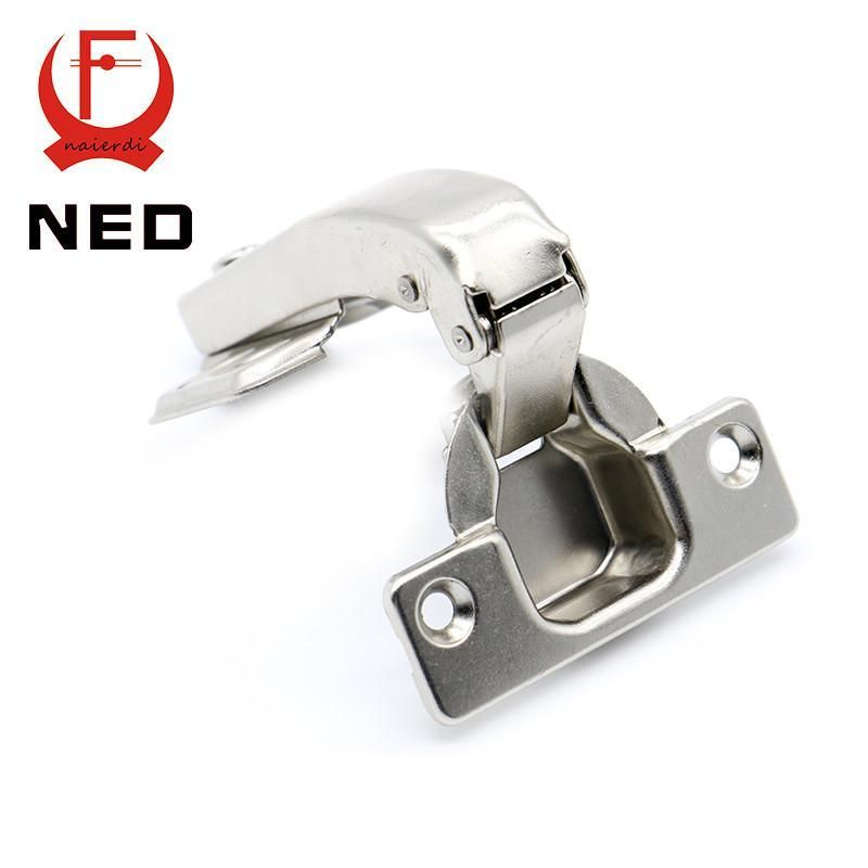 Brand Ned 90 Degree Corner Fold Cabinet Door Hinges 90 Angle Hinge Hardware  For Home Kitchen