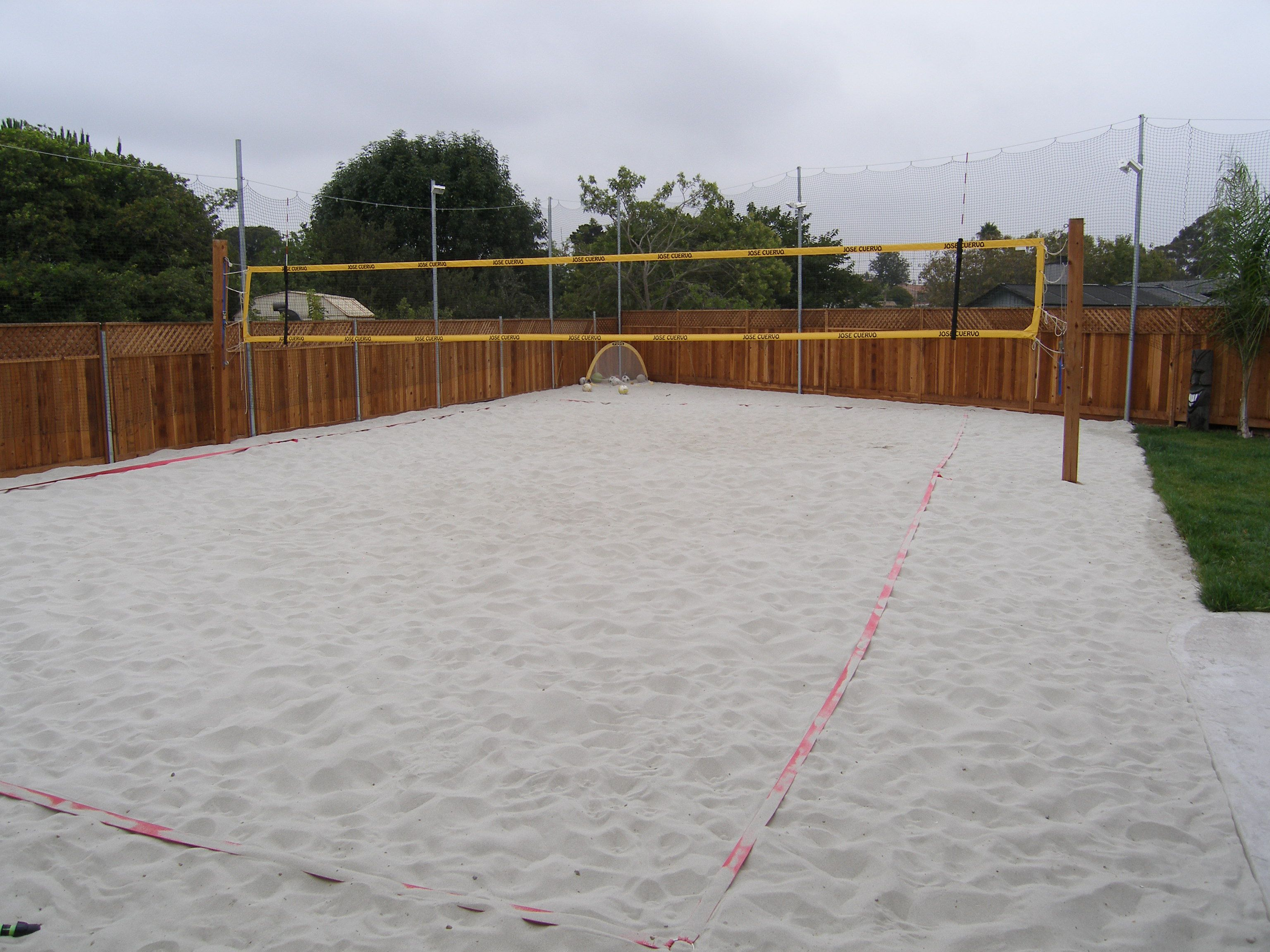 Backyard Beach Volleyball Court Google Search Backyard Beach Beach Volleyball Court Backyard