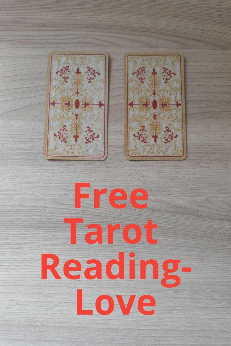 Free tarot readinglove in 2020 free tarot reading free