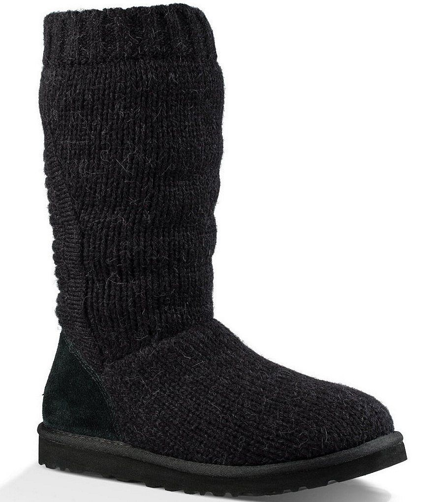 1080948091f UGG® Capra Knit Boots | These Boots Were Made For Walking | Boots ...
