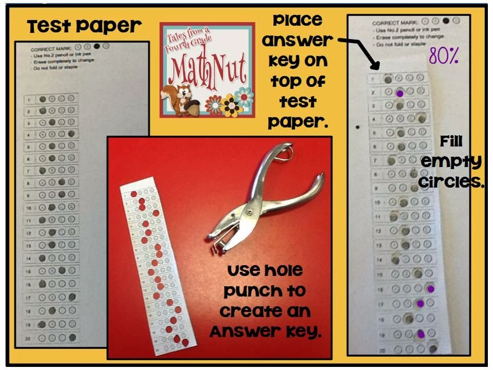 Hole punch answer key tales from a fourth grade mathnut hole punch answer key fandeluxe Images