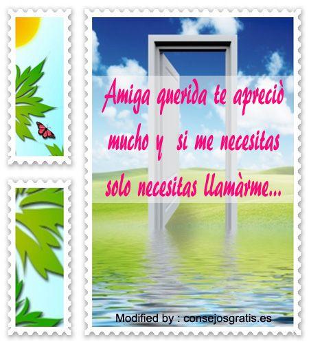 frases con imàgenes de amistad para una amigo, postales bonitas de amistad  para un buen