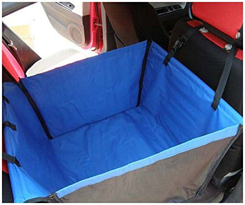 NEW Dog Cat Single-seat Cover Pet Waterproof Hammock For Your Car ...