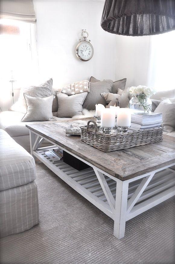 Interior Blogg Villa Paprika Rustic Chic Living Room Chic