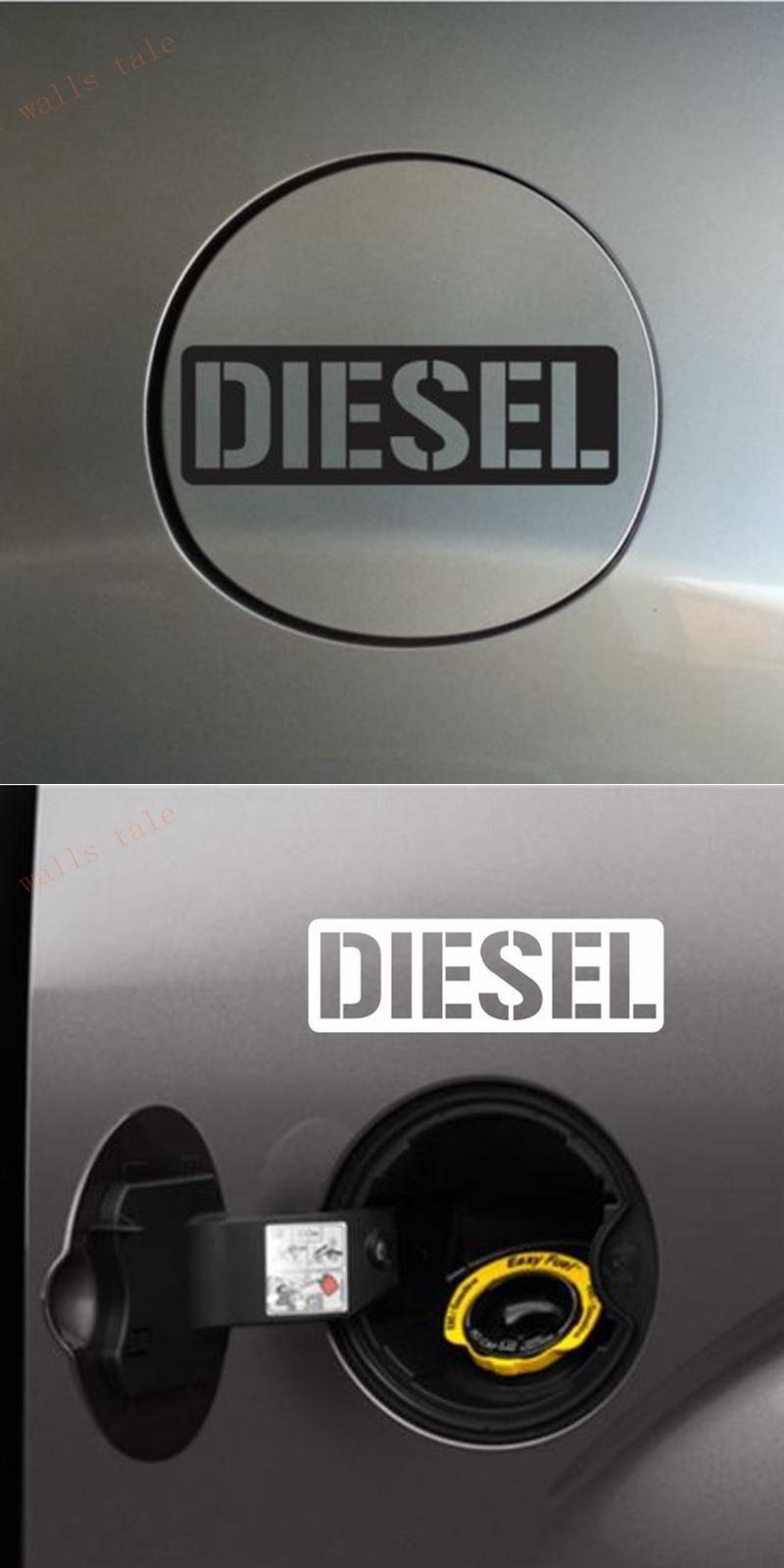 Visit to Buy] DIESEL Army Style Sticker Vinyl Decal Truck