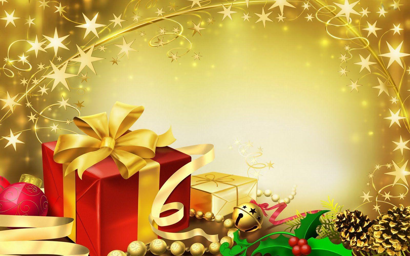 Free Christmas Wallpaper Download Рождественские обои