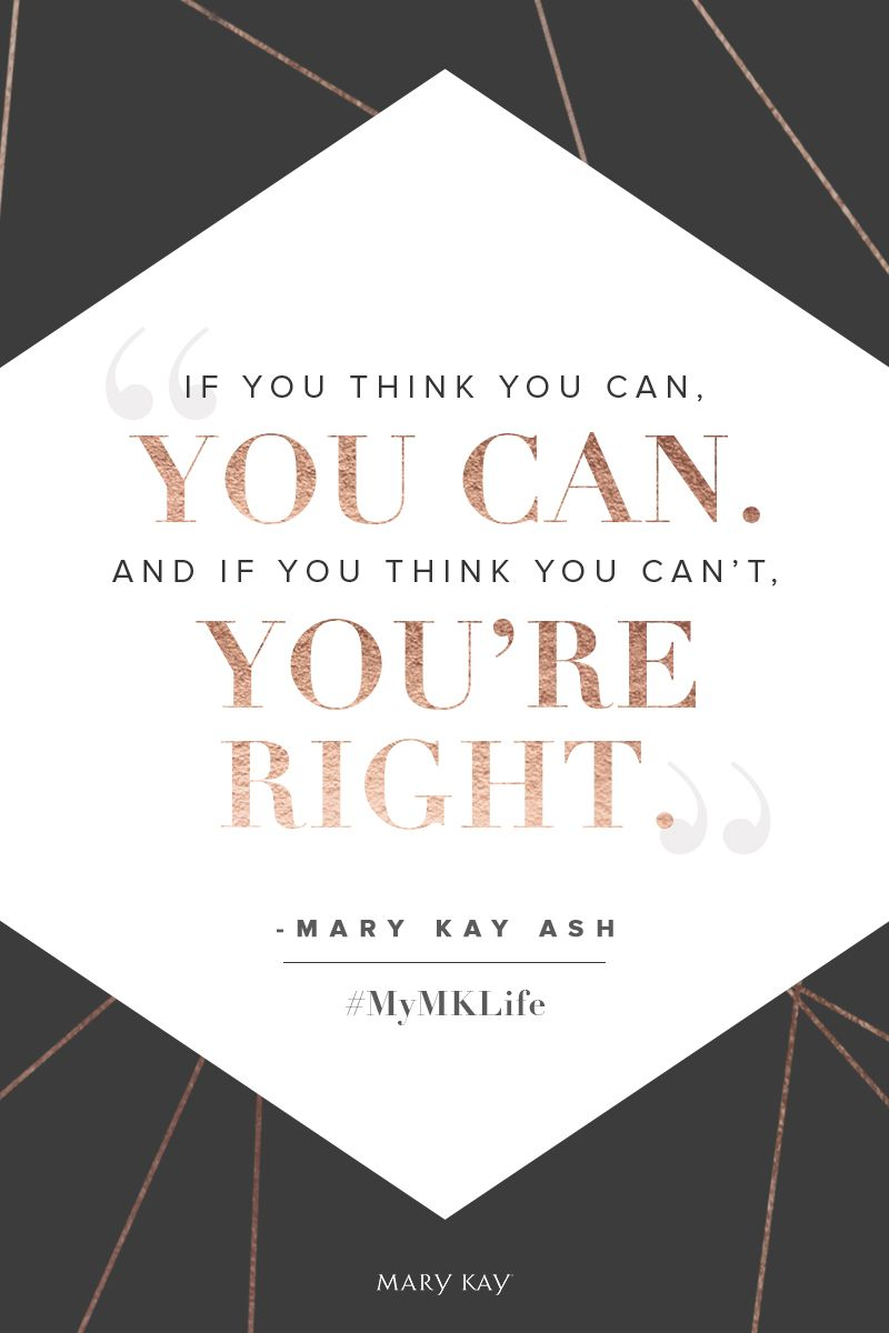 Success Is A State Of Mind You Can Define Yours With Mary Kay Click To Get The Tools Start Your Business Mymklife