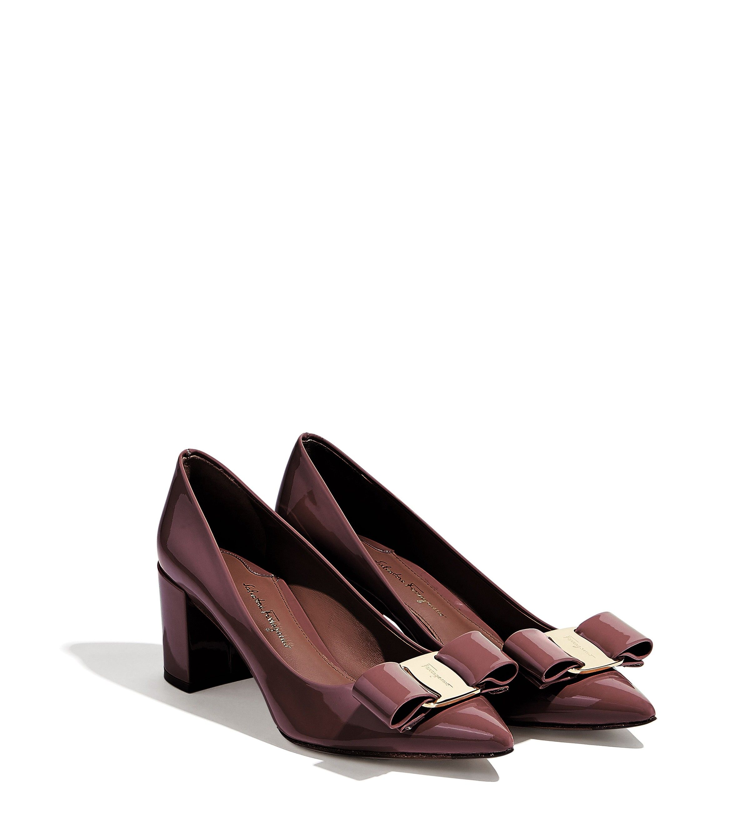 cd79046c3f03 Salvatore Ferragamo Big Vara Bow Pump Shoe - 11.0 B (Standard)