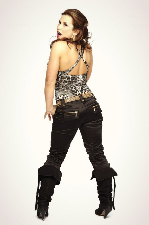 Confirm. All Mickie james nice looking have