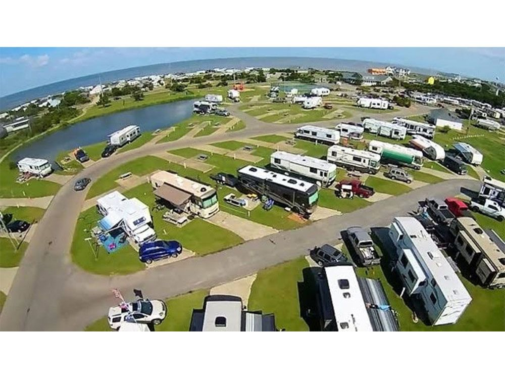 Camp Hatteras Rv Resort Campground At Rodanthe Nc Rv Parks And Campgrounds Best Campgrounds Rv Parks