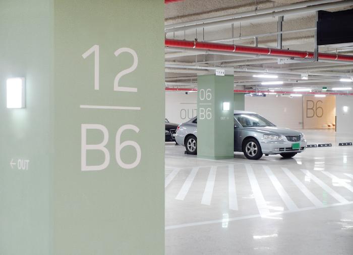 [Signage] D Tower Signage Design / Atelier Don-gha :: archive23