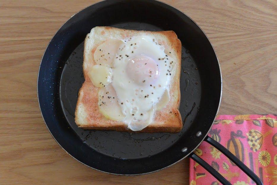 バルミューダなら忙しい朝でも簡単!「たらこポテトエッグトースト」 | kabukiペディア(カブキペディア)|日本が誇るプロダクト・カルチャーをストーリーとともに世界へ発信するメディア