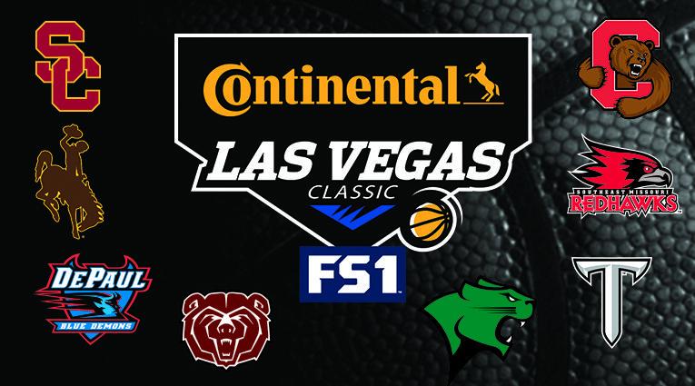 Continental Tire Las Vegas Invitational Brings High