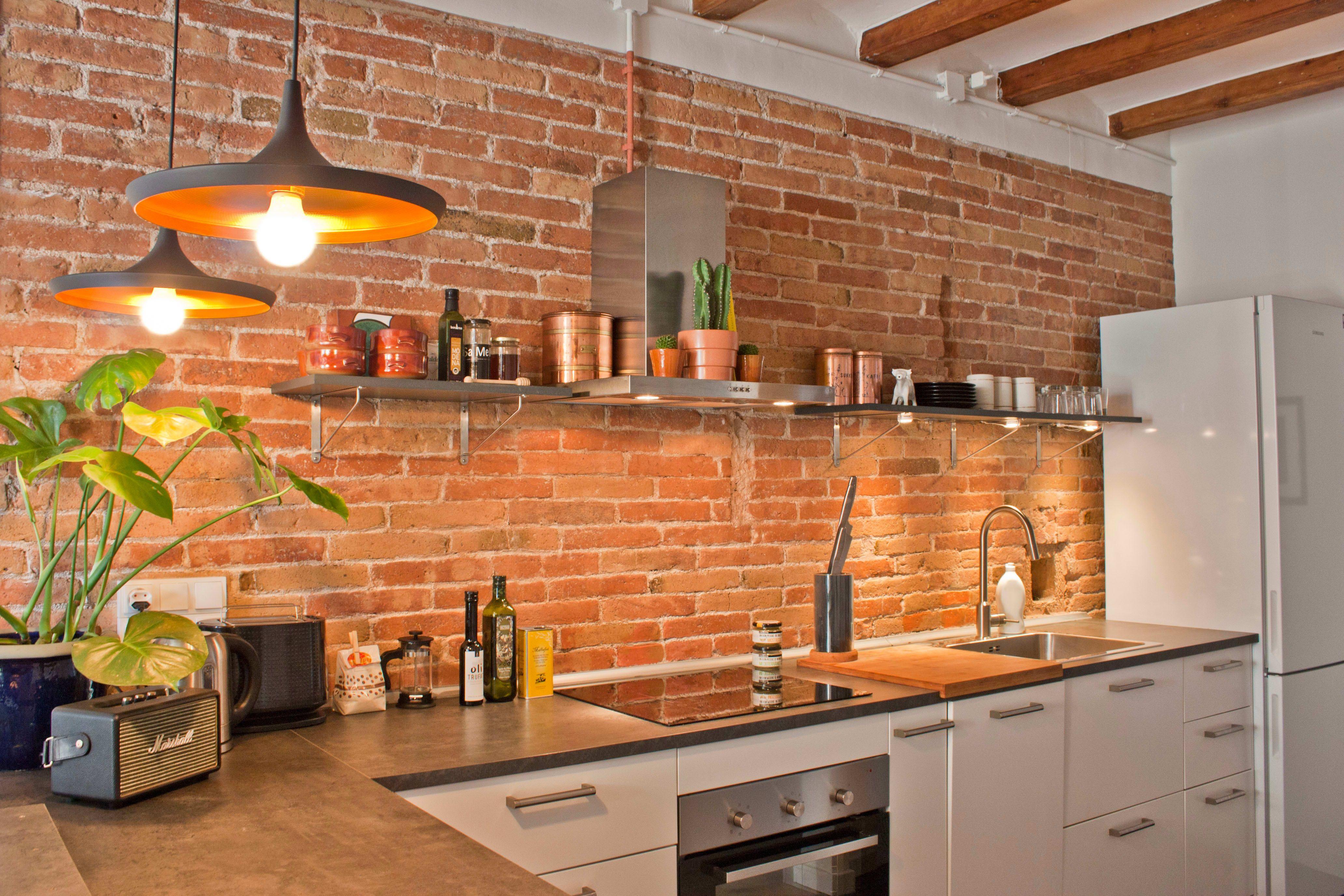 A Barcelona Home Got a Scandinavian Inspired Remodel   Brick ...