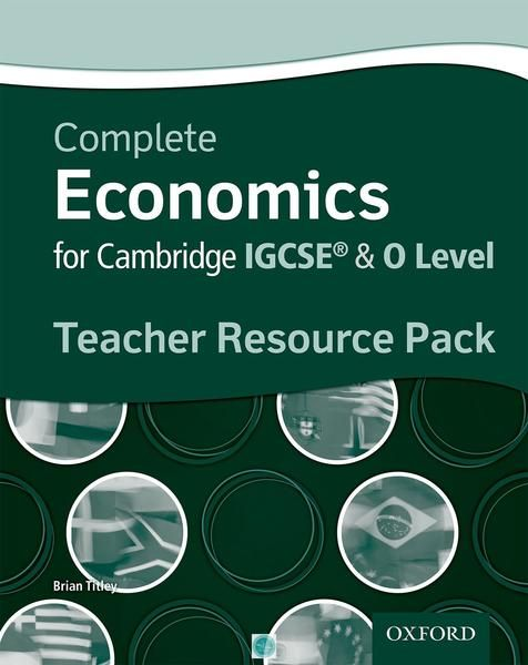 complete economics teachers resource in 2018 upper secondary