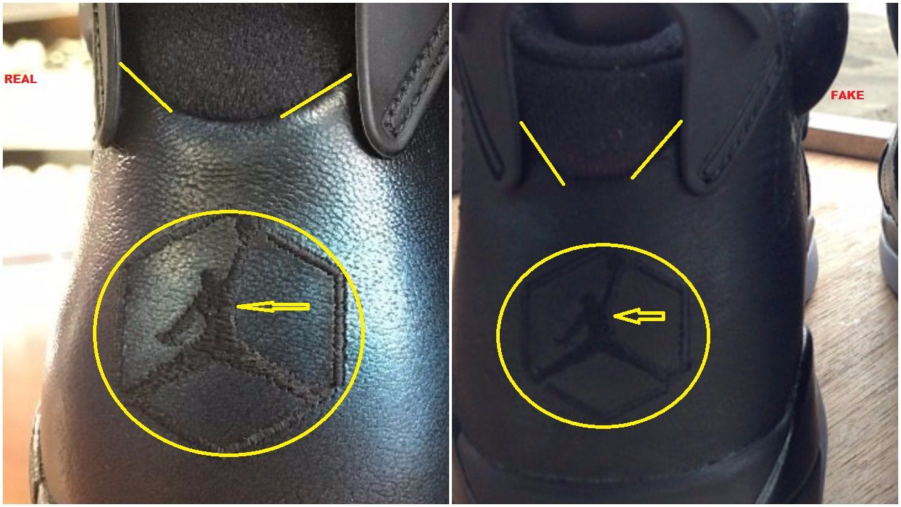 finest selection b88ba e09d0 Fake Air Jordan 6 All Star ASW Chameleon Spotted- Quick Tips ...