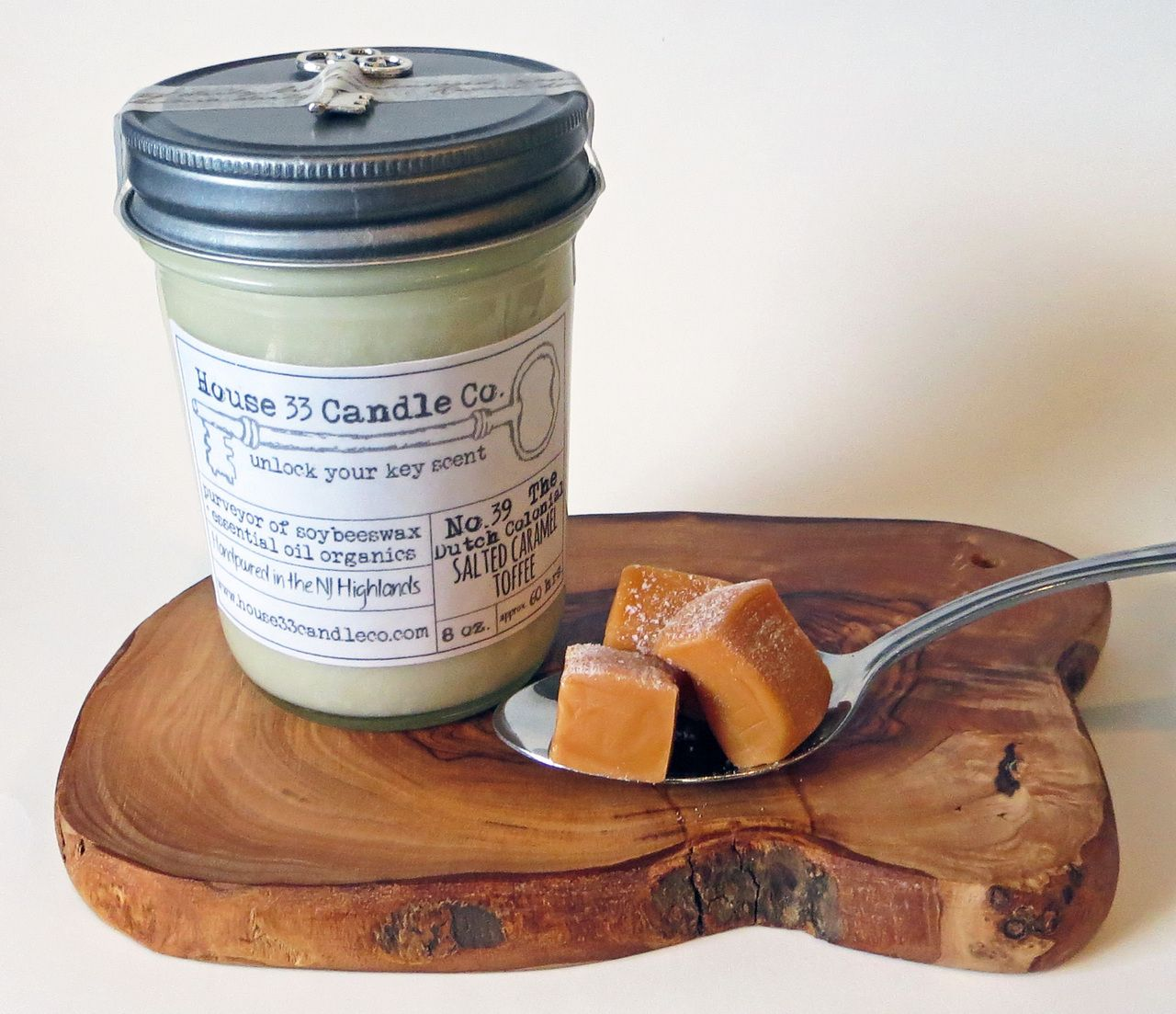 House 33 Candle Co. | organic soy beeswax candles scented with essential oils…