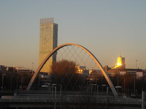 manchester landmarks - Google Search