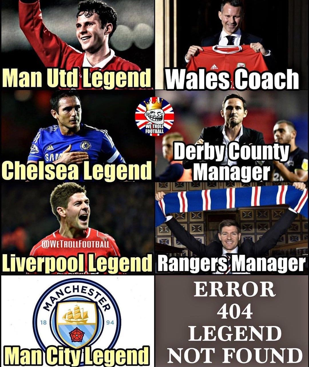 ManchesterCity 😂😂😂 Liverpool legends, Derby county