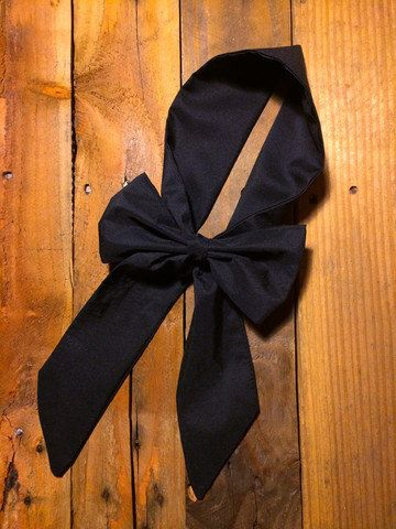 4699a116aa6c women's accesories bowtie solid red or black floppy bow by shopfaithandbows  on Etsy