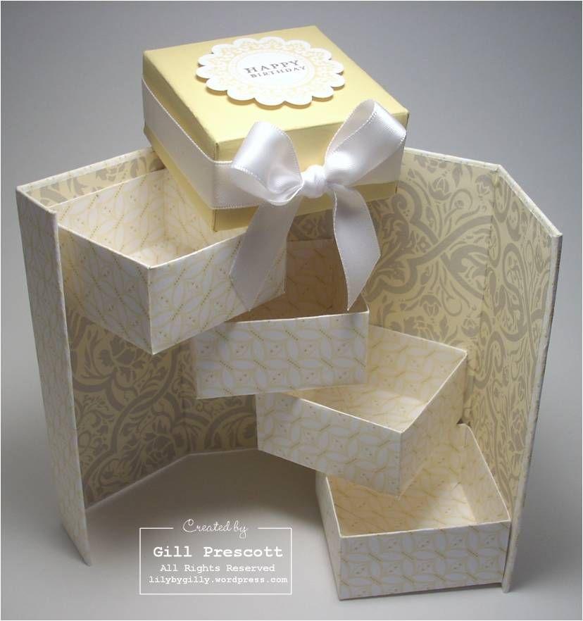 Stampin' Up! - fantasy box