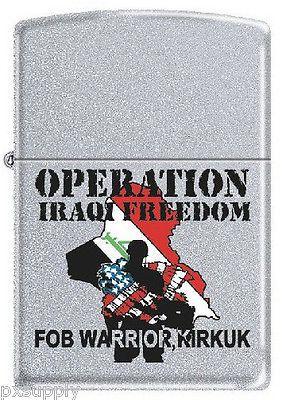 oif-rare-zippo-lighter-military-iraq-iraqi-freedom-kirkuk-fob-warrior