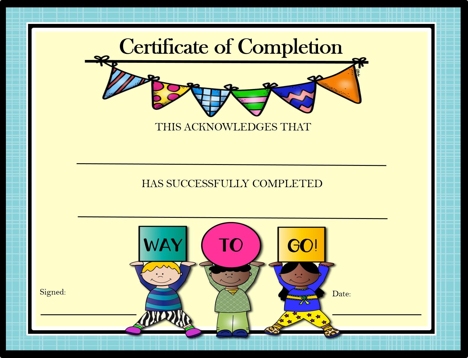 100 kindergarten graduation certificate template templates kindergarten graduation certificate template certificates of completion promotion or achievement for any yadclub Gallery