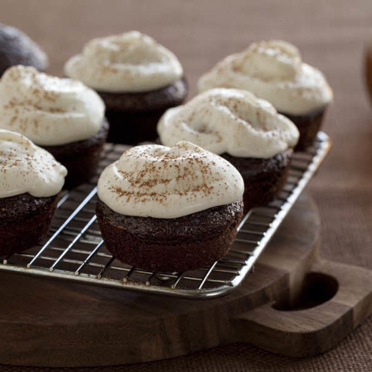 Chocolate Stout Cupcakes | Recipe in 2020 | Chocolate stout, Cupcake recipes, Desserts